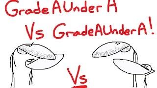 GRADEAUNDERA VS GRADEAUNDERA (+Grade's Phone Number)