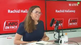 L'Info en Face avec Saloua Karkri Belkeziz