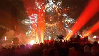 Qlimax 2016 | Bass Modulators - Rocket Up | 1080p60