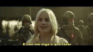 Grace - You Don't Own Me ft. G-Eazy (tradução ) - trilha sonora de Esquadrão Suicida