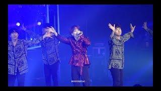 180909 LOVE YOURSELF WORLD TOUR IN LA SEESAW SUGA FOCUS FANCAM/슈가 직캠