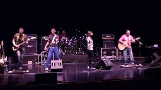 La Secta de la Rana - El Paso del Tiempo - Final Malaga Young Festival 2009
