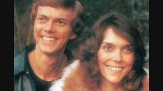 """Let Me Be the One"" Carpenters"