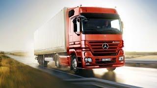 Mercedes-Benz Truck'n'Roll song