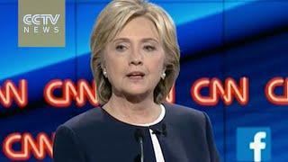 Clinton, Sanders clash in 2016 Democratic presidential debate