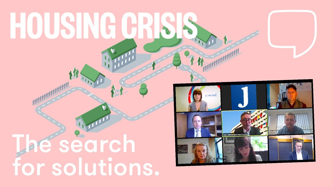 Politicians Discuss Solutions to Ireland's Housing Crisis