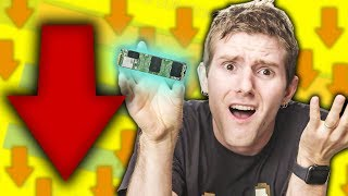 How SSD Technology Keeps Getting WORSE! - Intel 660p Review