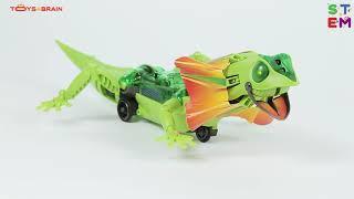 CIC 21-892 Frilled Lizard Robot