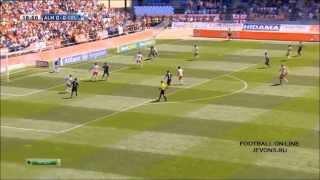 El Celta de Vigo tan agustito por Andalucia