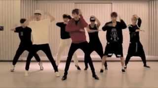 GOT7 'If You Do' mirrored Dance Practice
