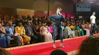 Josey la chanteuse ivoirienne reprend Tajabone d'Isramël Lo