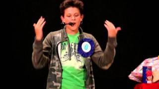 Je vole (cover) la famille Belier di Alberto, il ragazzo che canta per chi non può sentire.