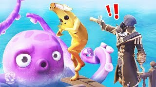 DO WHAT THE PIRATE SAYS...or DIE! (Fortnite Simon Says)