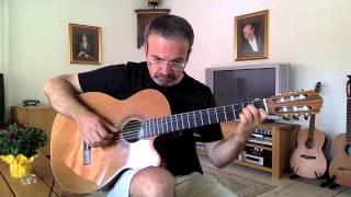 "HABABAM SINIFI "" Gitar Cover """