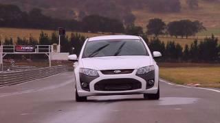 XFORCE FPV F6 (Ford XR6 Turbo) Performance Exhaust