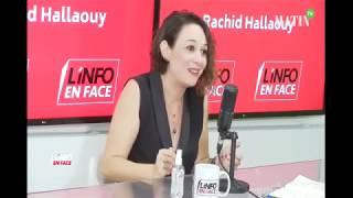 L'Info en Face avec Salma Benaddou