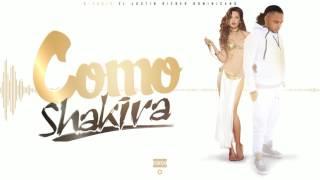 Nfasis - Como Shakira