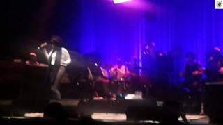 Treesha @ Gentleman MTV Unplugged Hamburg 2015