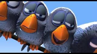 Voor de Vogels - Een korte animatiefilm van Pixar