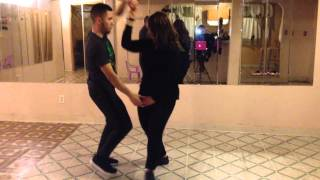 Romeo Santos - La Tormenta (Bachata Dance)