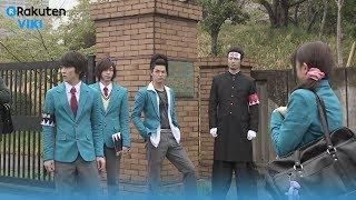 Hakuouki SSL: Sweet School Life - EP6 | Waiting For You [Eng Sub]