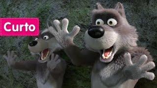 Masha e o Urso - Criança com Lobos (Vocês chamaram uma ambulância?)