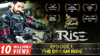 Rise | WebSeries | S01E01 | The Dream Ride | Cheers! width=
