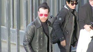 VIDEO EXCLUSIVE - Eagles of Death Metal RETURN to stage in Paris with U2