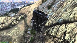 Furious 7 vin diesel mountain jump