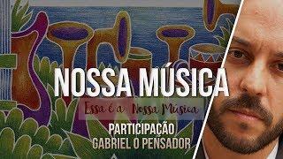 Ponto de Equilíbrio - Nossa Música feat. Gabriel Pensador ( Essa é a Nossa Música) [Áudio Oficial]