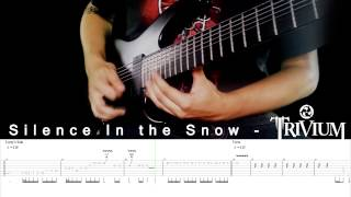 [NEW SONG] TRIVIUM - Silence in the Snow Cover - Guitar Lesson with Solo & Tab