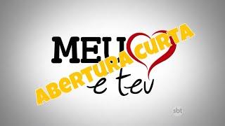 Assista à abertura curta de 'Meu Coração é Teu' (SBT)