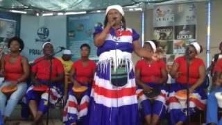 Grupo de Batuco da Praia Cabo Verde