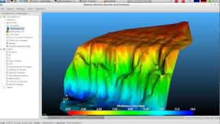 SUNRISE - Dados recolhidos por sonar