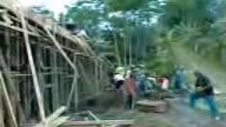 Video gotong royong ngacor PAUD dari Pnpm di pajarbulan banyuasih