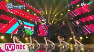 [Crayon Pop - DooDoomChit] Comeback Stage | M COUNTDOWN 160929 EP.494