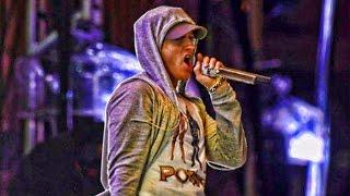 Eminem - Rap God @ Lollapalooza 2016 (Brazil)