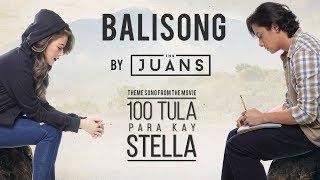 The Juans — Balisong I 100 Tula Para Kay Stella Movie Theme Song [Official Lyric Video]