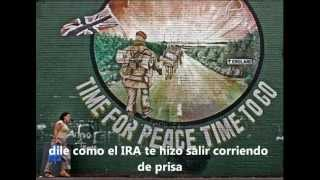 come out ye Black and tans subtitulado al español por RebelArgie