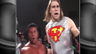 Nigel McGuinness vs Naomichi Marufuji vs Claudio Castagnoli vs Chris Hero (ROH Man Up!)