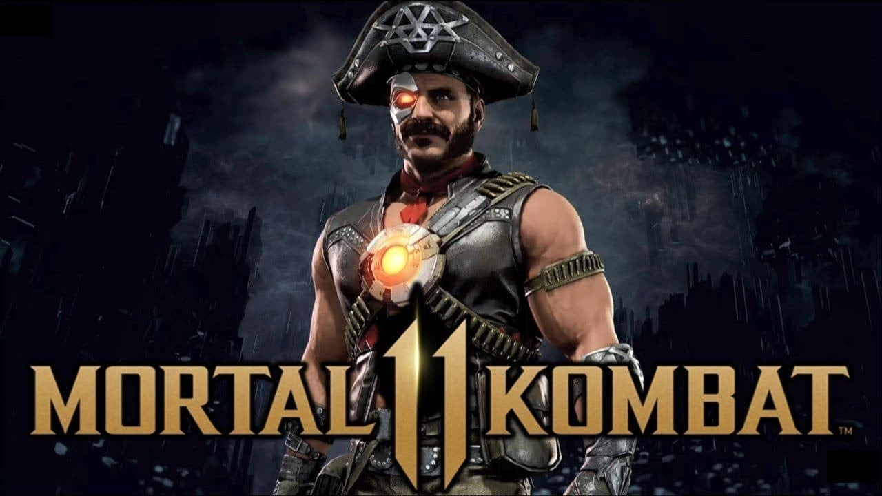 Download thumbnail for MORTAL KOMBAT 11 Gameplay Demo 9