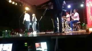 Fantastic Band i Danijela Trkulja-Mila moja live 2014