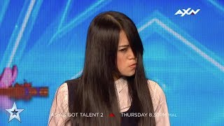 The Sacred Riana Judges' Audition Epi 3 Highlights | Asia's Got Talent 2017 width=