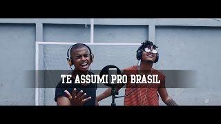Lucas e Orelha - Te Assumi Pro Brasil (Cover)