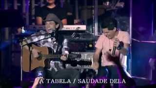 Léo e Júnior - A Tabela / Saudade Dela (DVD)