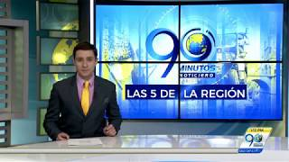Junio 20 2017 Las Cinco de la Región