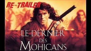 LE DERNIER DES MOHICANS  Re-Trailer Bande-annonce 2017 VF HD
