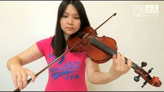 Billie Eilish - lovely (with Khalid) - Violin Cover
