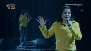 Transmissão Live Festa Junina da Portuguesa, Maiara & Maraisa, Medo Bobo