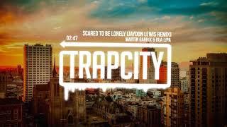 Martin Garrix & Dua Lipa - Scared To Be Lonely (Jaydon Lewis Remix) [Lyrics] width=